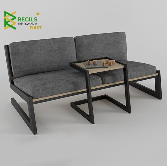 Ghế sofa khung thép