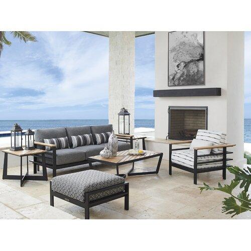 Ghế sofa sân hiên khung sắt- metal frame terrace sofa13